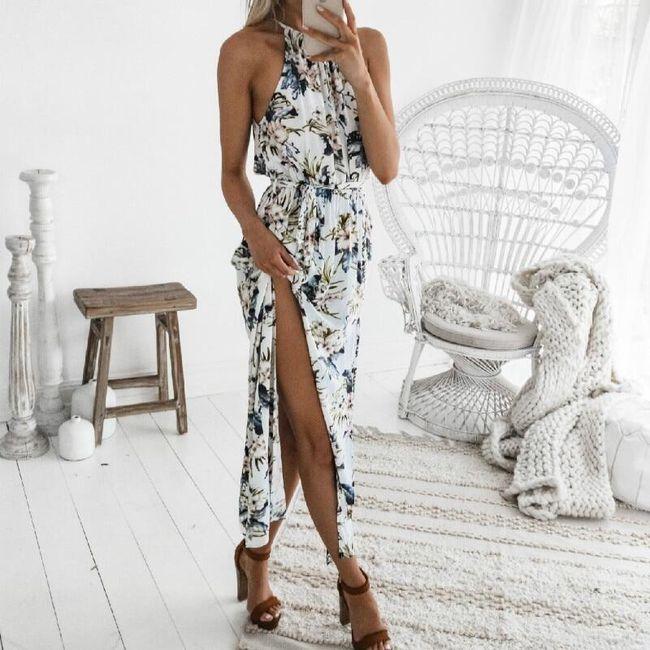 Лятна рокля Splity 1