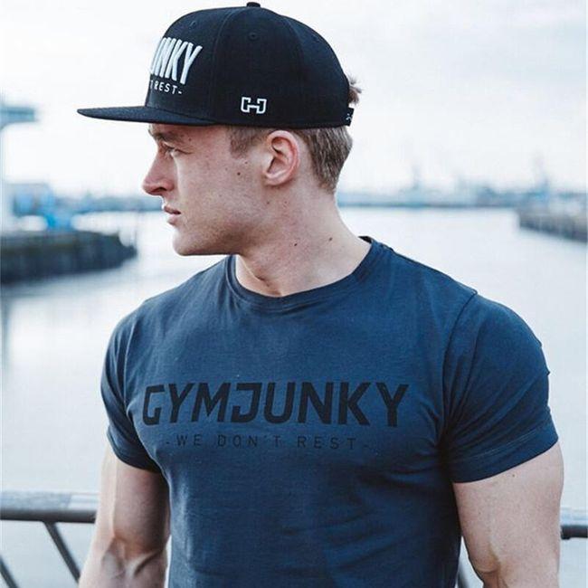 Sportos férfi póló Ryan