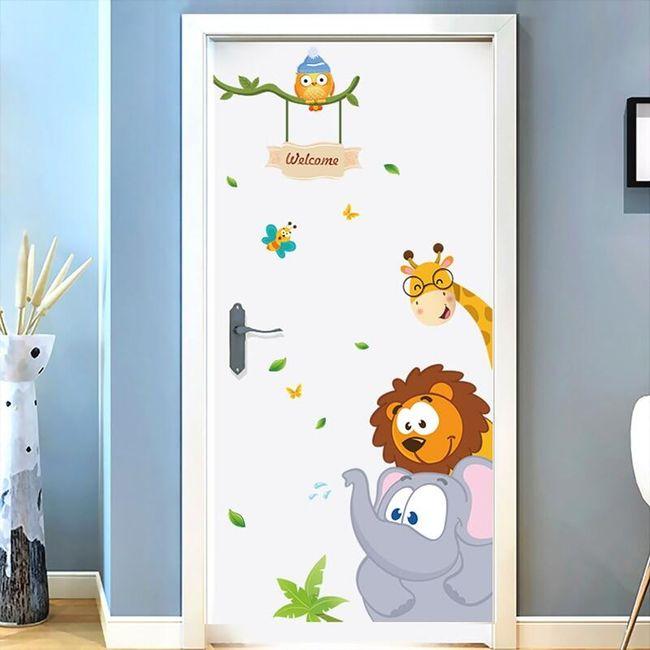 Детски стикер за стена WP77 1