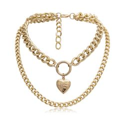 Женское ожерелье B07778