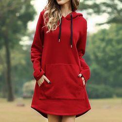 Ženska haljina-dukserica Laura