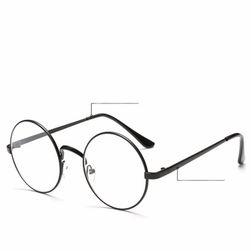 Ретро очила с кръгли рамки