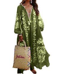 Ženska haljina sa dugim rukavima EA_520821406996