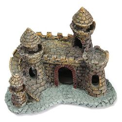Декорация для аквариума- Замок
