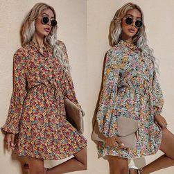 Rochie cămașă pentru femei BR_CZFZ00556