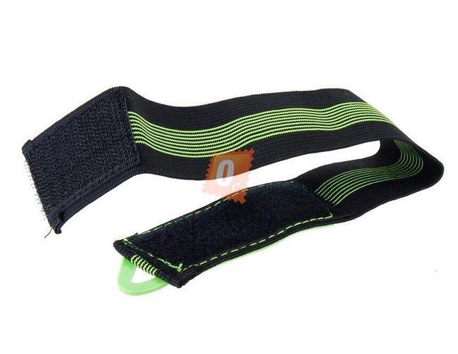Bezpečnostní reflexní páska nejen pro jízdu na kole 1