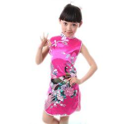 Dívčí šaty v japonském stylu - 5 barev