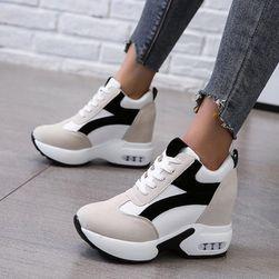 Ženske cipele na platformu Rewa