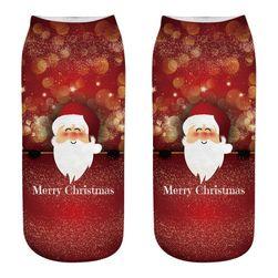 Vánoční ponožky Vp7