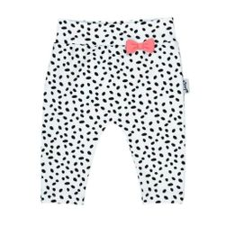 Dziecięce bawełniane spodnie dresowe RW_teplacky-nicol-alice