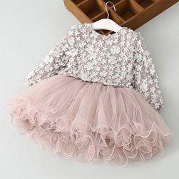 Dziewczęca sukienka Hanny