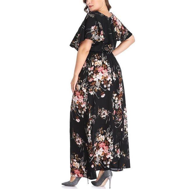 Női plusz size ruha Juliette