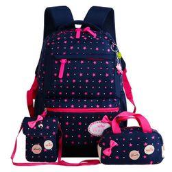 Комплект - рюкзак, сумочка и клатч
