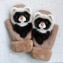Детские перчатки Moyra