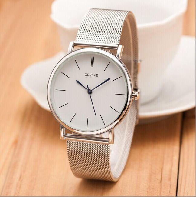Elegantni sat za dame - 2 boje 1