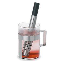 Teaszűrő egy gombnyomással az erősebb ízért
