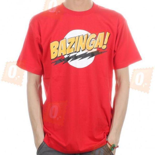 Pánské tričko - Bazinga 1