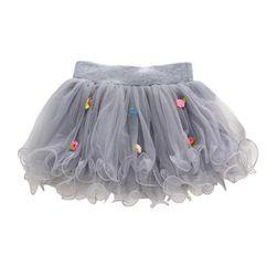Tiulowa spódniczka dla dziewczynek