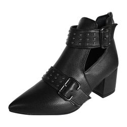 Dámské kotníkové boty Verena - velikost 36
