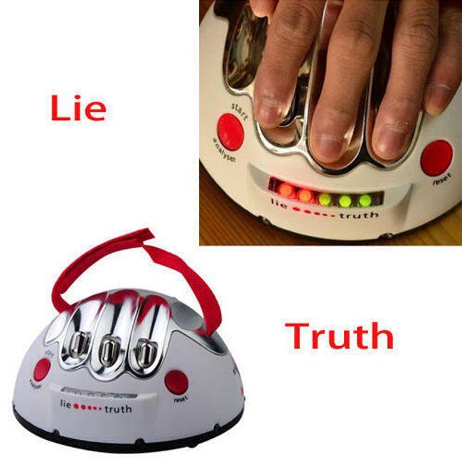 Детектор на лъжа 1