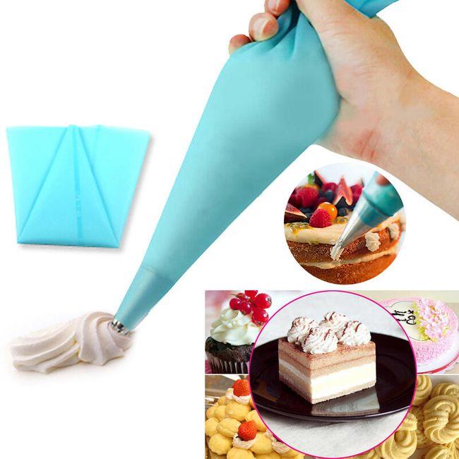 Silikon kek dekoratörü 1