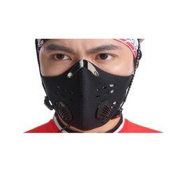 Sportovní maska na obličej - 17 variant