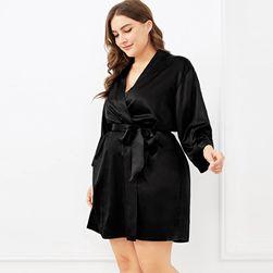 Дамски халат в плюсови размери TF8095