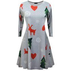 Božićna haljina - 3 varijante
