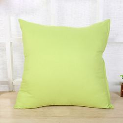 Jednobojna jastučnica - 10 boja