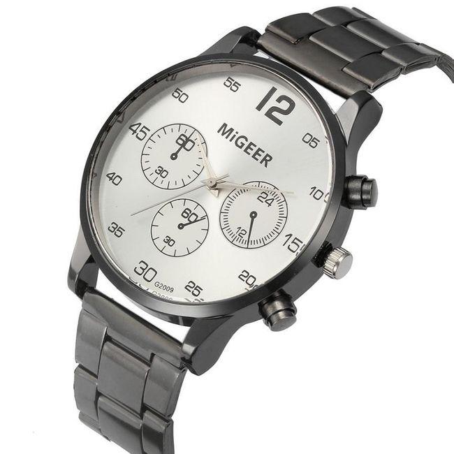 Pánské analogové náramkové hodinky 1