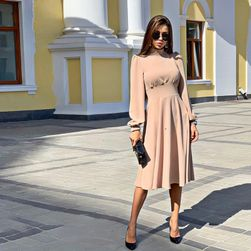 Ženska obleka TF3564