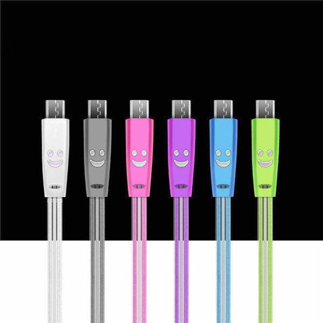 USB kabel z LED lučko 1