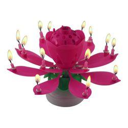 Vrtljiva sveča z glasbo CB997