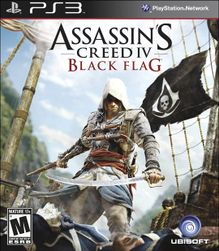 Hra (PS3) Assassin's Creed IV Black Flag