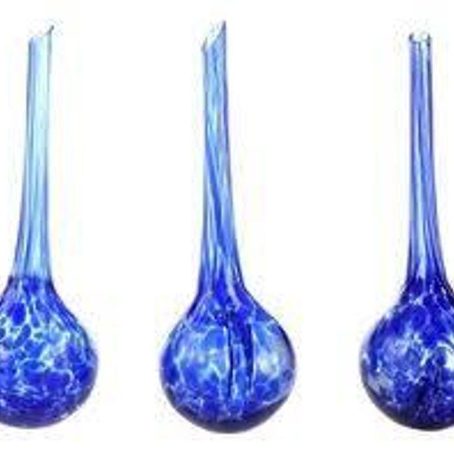 3ks Zavlažovací koule - modré 1