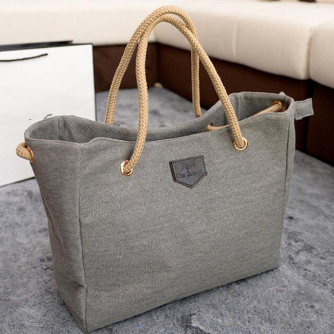 Poletna platnena torbica 1