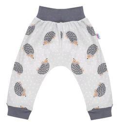Dziecięce bawełniane spodnie dresowe RW_teplacky-jezek-nbyo338