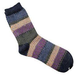 Pánské ponožky pletené - na zimu