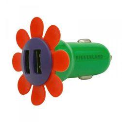 Nabíječka do auta – květina SR_DS22369220