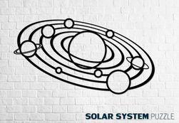 Puzzle perete Sistem solar RA_24070