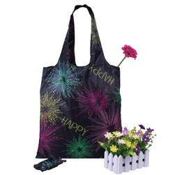 Экологичная сумка - счастливая
