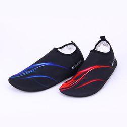 Vízcipő - színek keveréke