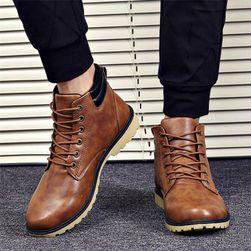 Pánské zimní boty - kotníkové