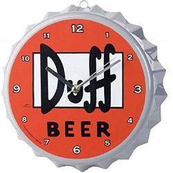 Nástěnné hodiny Simpsonovi - Duff SR_DS27541218