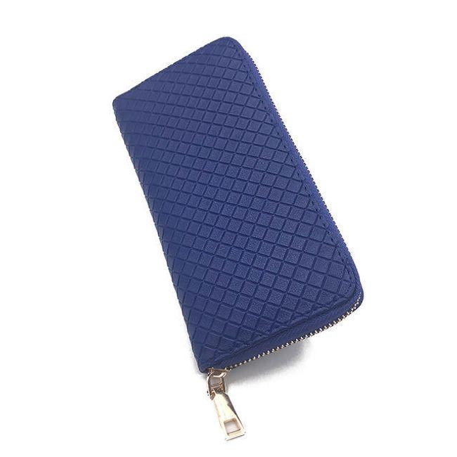 Kockás női pénztárca - 4 szín