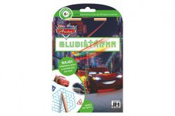 """_Bludišťárna s ceruzkou Autá / Cars 15x21cm """" RM_91010638"""