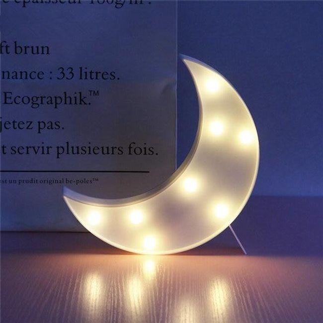 LED lampička Suzane 1
