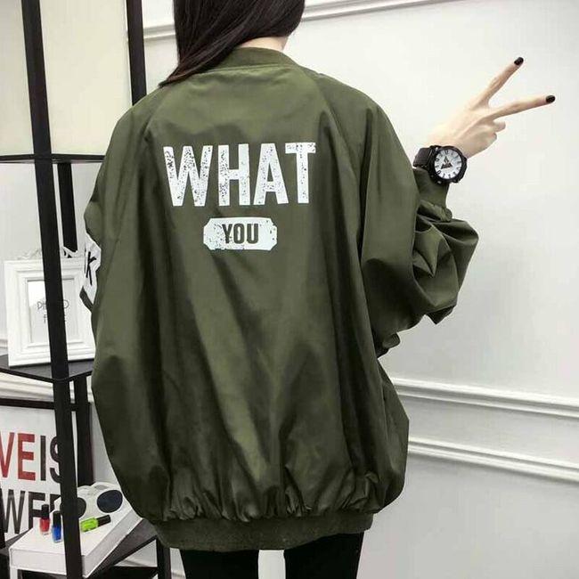 Ženska jakna What 1