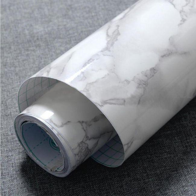 PVC tapeta - mramorový vzor 1