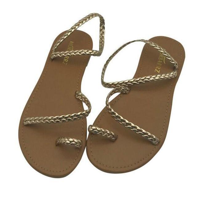 Дамски сандали Clarise 1